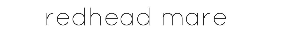 Redhead Mare