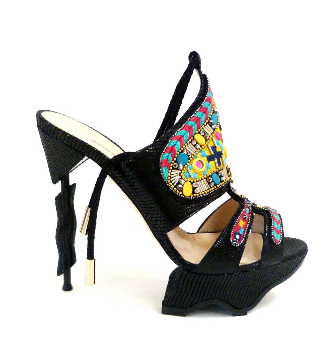 Matthew Williamson latest shoes 2013