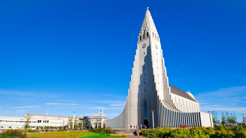 Reykiavik - wrzesień 2017