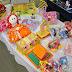 Brinquedos feitos por reeducandos serão expostos em shopping na Capital