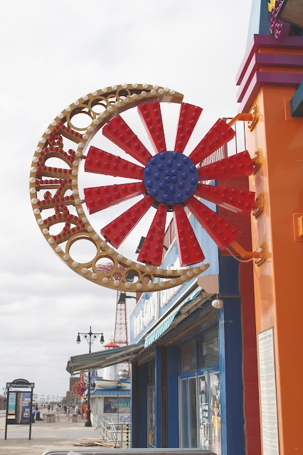 Coney Island Brooklyn New York Luna Park