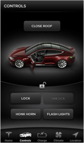 Tesla Car Password Can Be Hacked to Unlock it Remotely
