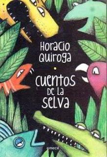 Portada del libro Cuentos de la selva para descargar en pdf gratis