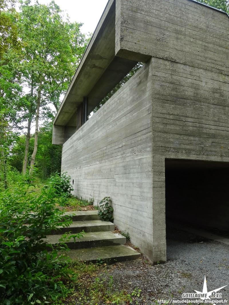 Sint-Martens-Latem - Villa Van Wassenhove - Juliaan Lampens