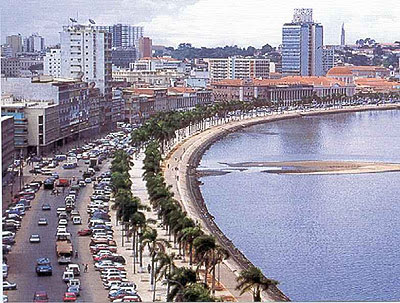 Angola: PROVÍNCIA DE LUANDA PASSA DE NOVE PARA SETE MUNICÍPIOS