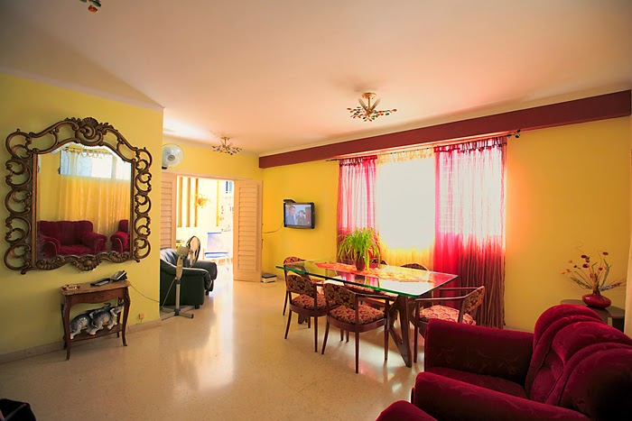 Casa Maura Habitaciones renta Habana Vieja