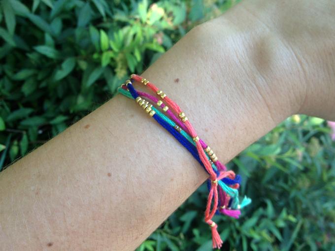 Thanks i made it diy crimp bead bracelet