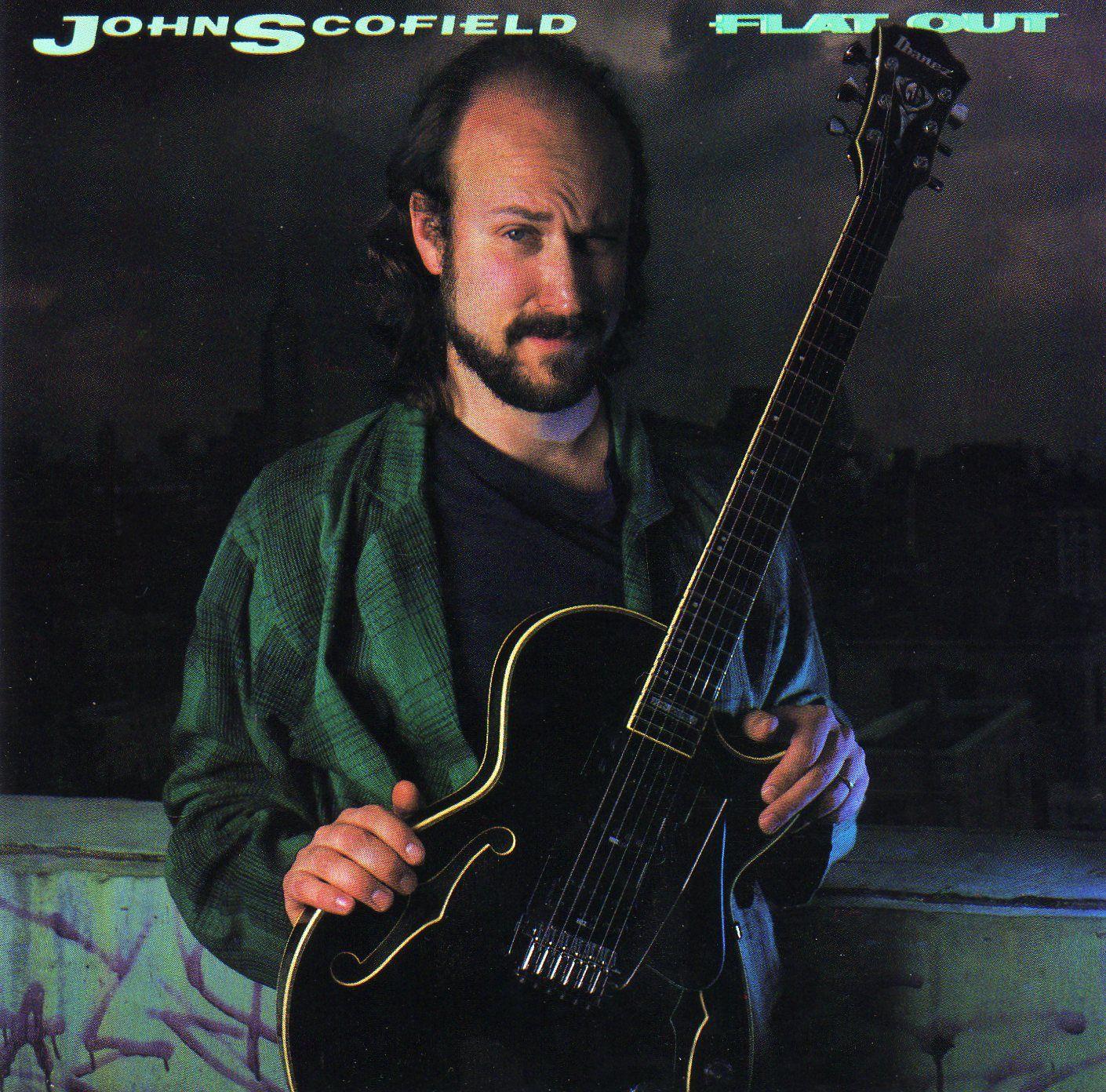 "Jazz Rock Fusion Guitar: John Scofield - 1989 ""Flat Out"""