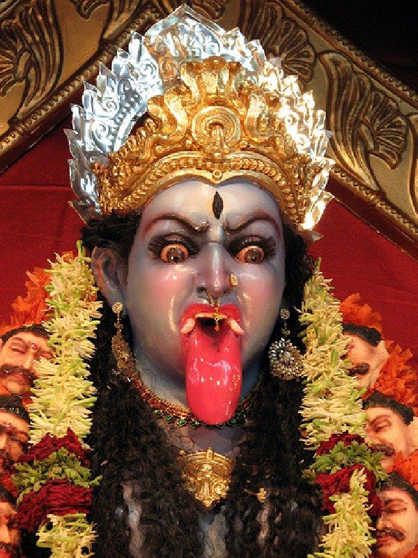 David lothar 39 s e motions h r sie kali la d esse de la mort projet e sur new york - Images of hindu gods and goddesses ...