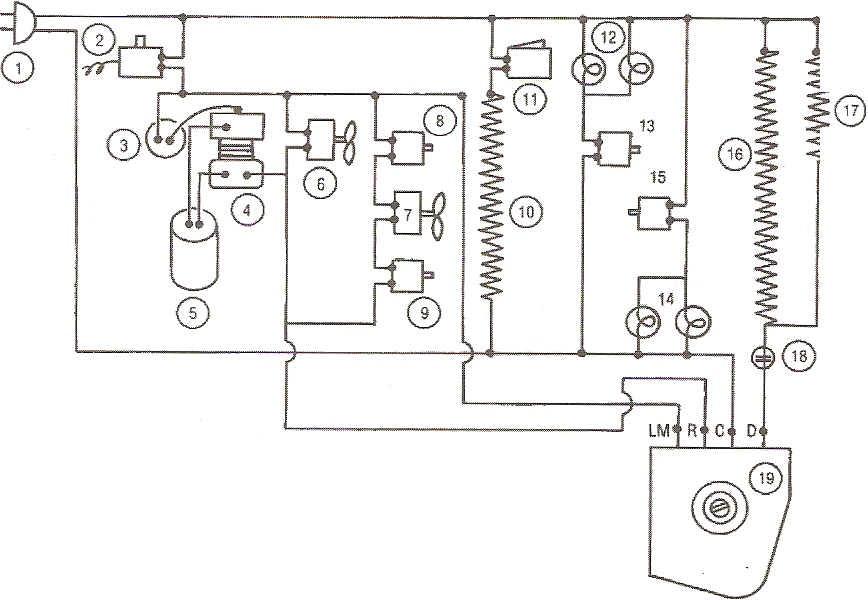 Refrigeraci 243 N Y Climatizaci 243 N Diagramas El 233 Ctricos