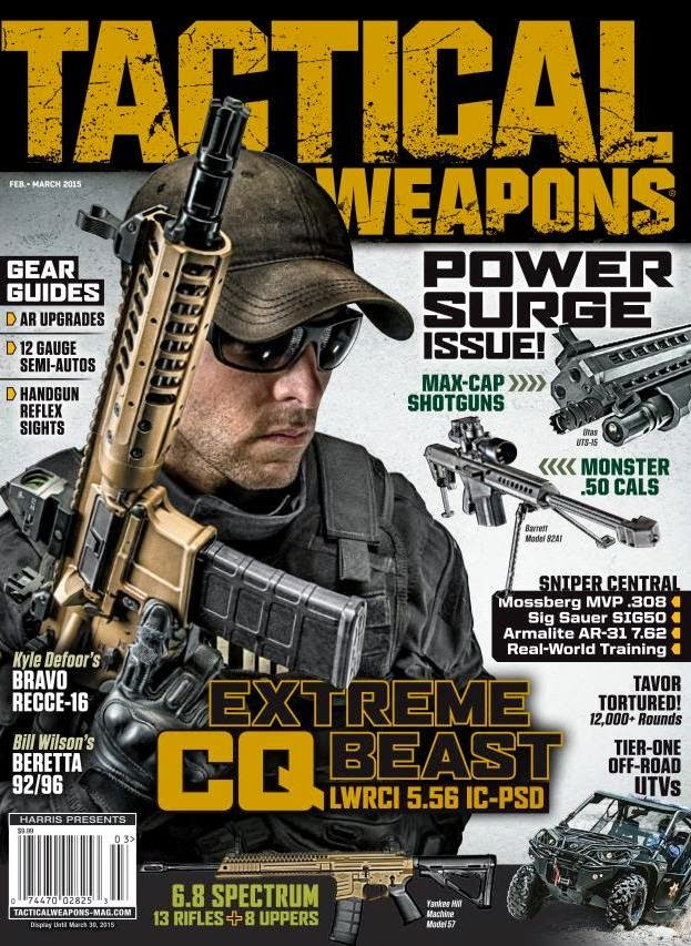 Tactical Weapons - February-March 2015