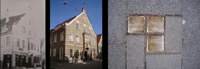 Vers -90, un camp romain avec agglomération (vicus) est attesté. Il disparaît vers 259/260 lors de la conquête du Sud de l'Allemagne actuelle des Alamans. Le nom de cette agglomération était probablement Septemiacum. Ce nom apparaît dans la table de Peutinger (Tabula Peutingeriana). Le Nördlingen romain est peu connu.  Le peuplement alémanique s'est fait aux VIe et VIIe siècles. Nordilinga est mentionné pour la première fois dans un document carolingien de 898.  En 1215, Nördlingen devient une ville impériale libre. En 1219, la foire de la Pentecôte, la plus importante de la Haute Allemagne dure 10 jours.  En 1529, elle fait partie de la minorité protestante à la Diète d'Empire de Spire. Le protestantisme s'y développe.  Pendant la guerre de Trente Ans, Nördlingen est le lieu de deux batailles, en 1634 et 1645. La ville perd la moitié de sa population et son importance économique.  Il faudra attendre 1939 pour que la population retrouve son niveau de 1618. Au 31 décembre 2007, la ville comptait 20 122 habitants.  Occupant une position commerciale importante, la cité a vu entre 1796 et 1800 les engagements victorieux des Français sur les Autrichiens.