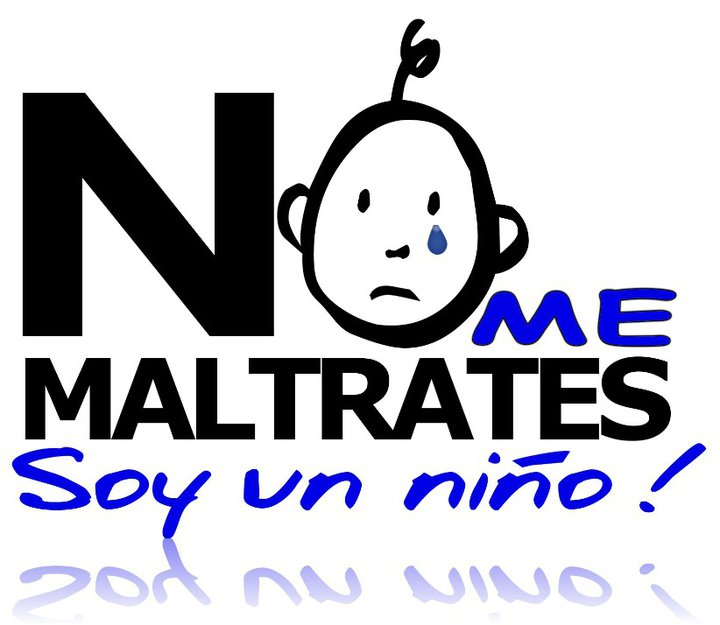 No me maltrates, soy un nio!!!!!!!