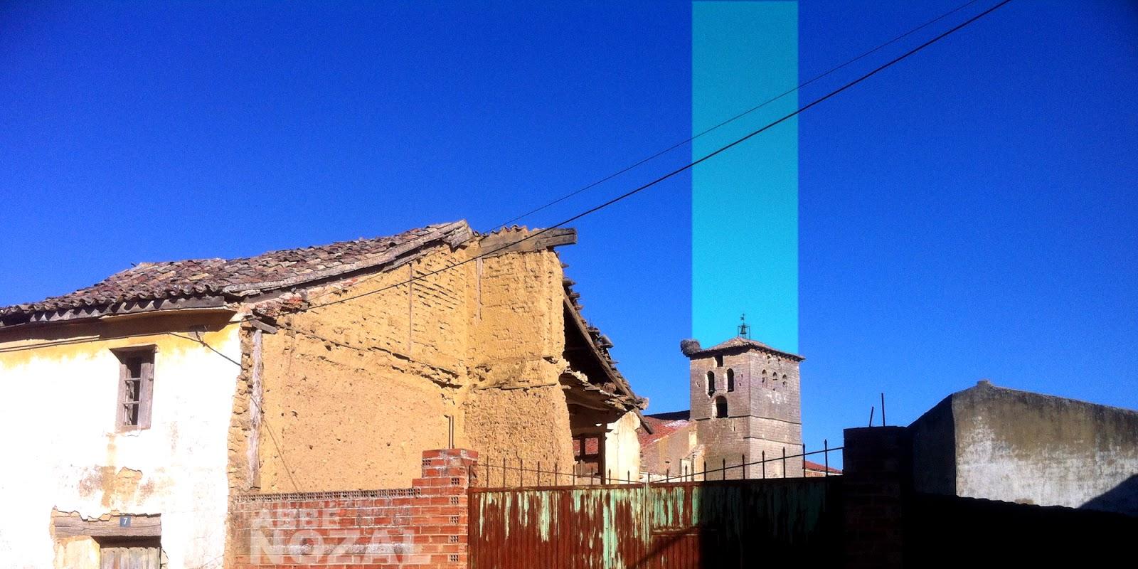 Pueblo palentino, 2014 Abbé Nozal