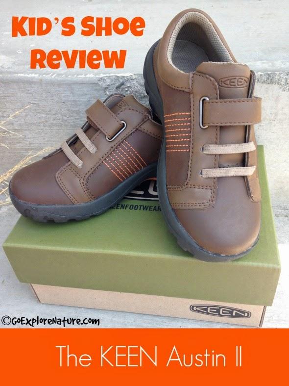 Kid's Shoe Review: The KEEN Austin II