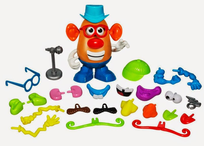 Mr. Potato Head versión de 1964