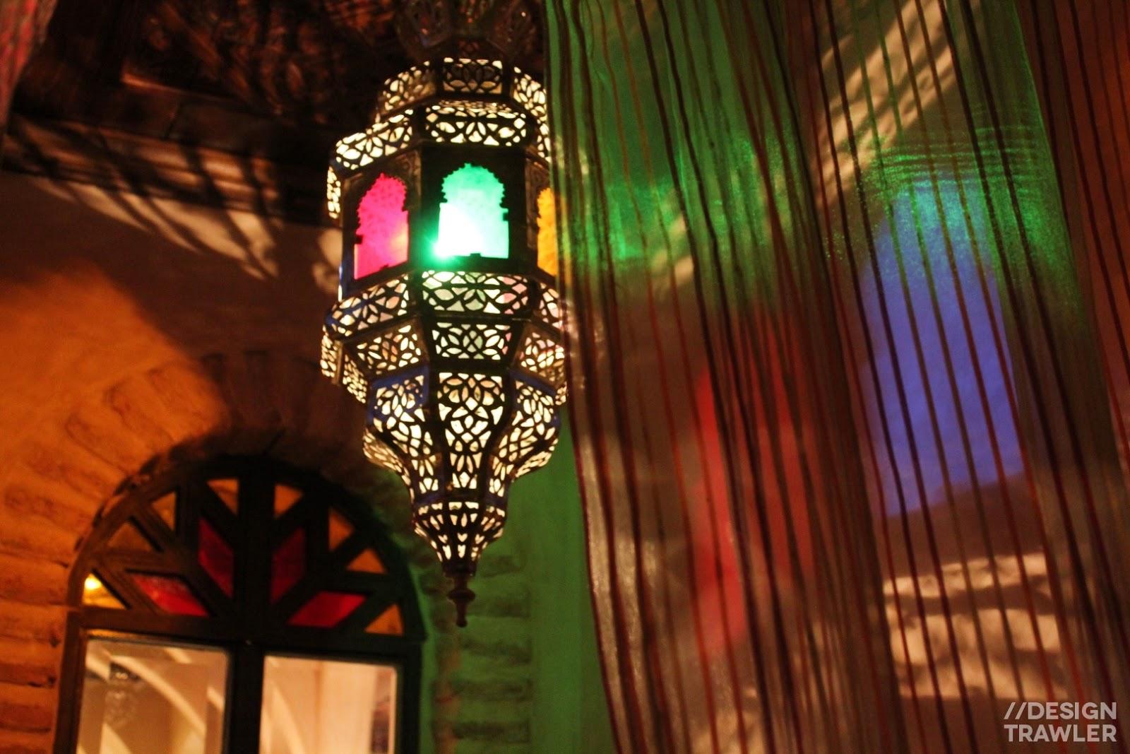 La Sultana Marrakech Lantern