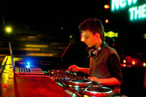 Aiden Jude - DJ trẻ tuổi nhất New York