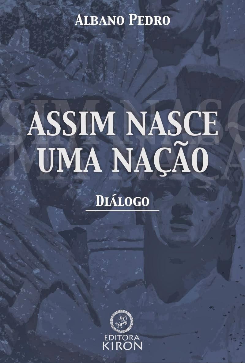 Livro de ALBANO PEDRO já disponível na versão digital (e-book)
