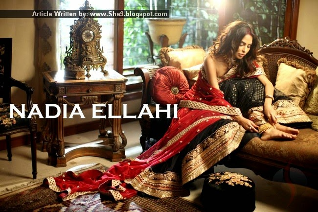Nadia Ellahi Sutra Bridal Suits