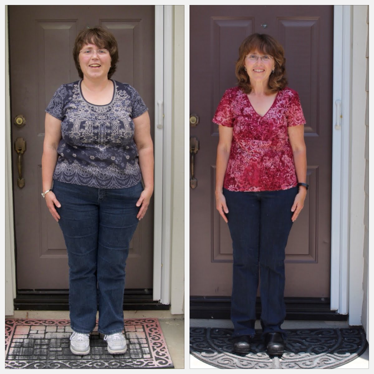 May 2011 before, July 2015 after
