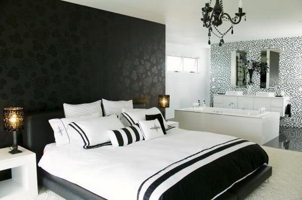 Decoração de quarto com papel de parede Decor Alternativa
