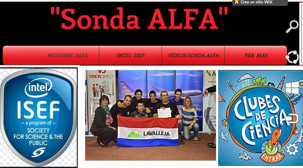 SONDA ALFA-UTU MINAS- PROYECTO JOVEN
