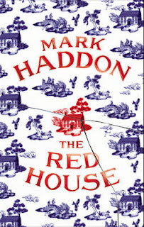 The Red House Mark Haddon cover