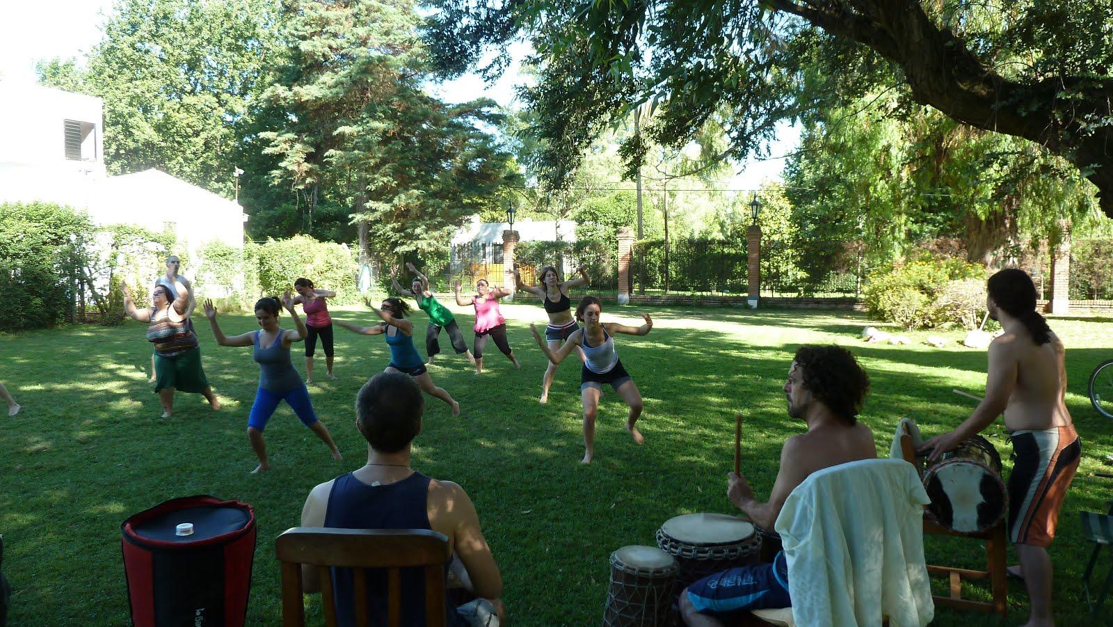 Seminario fin de semana-Ezeiza 2013