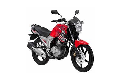 Motor Yamaha Scorpio Z 2012