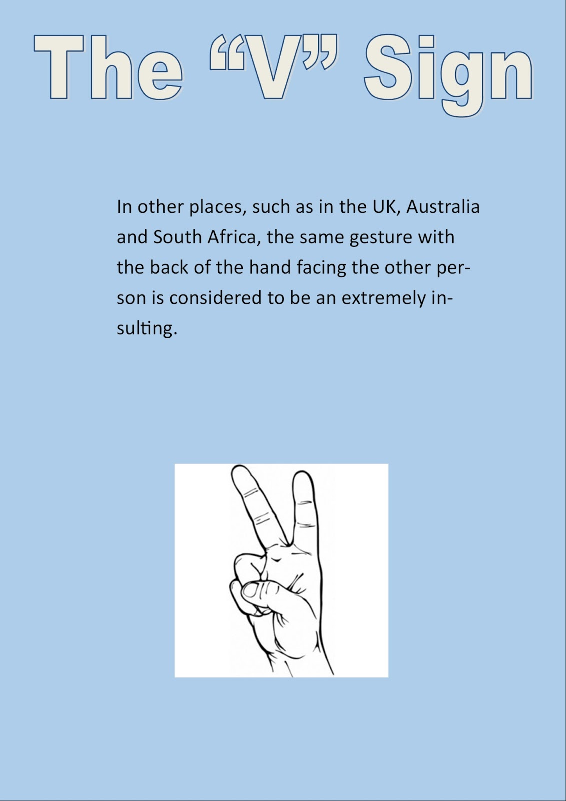 Hand Gestures And Why We Use Them Hand Gestures And Why We Use Them