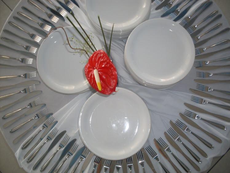 Mesa do Almoço 1