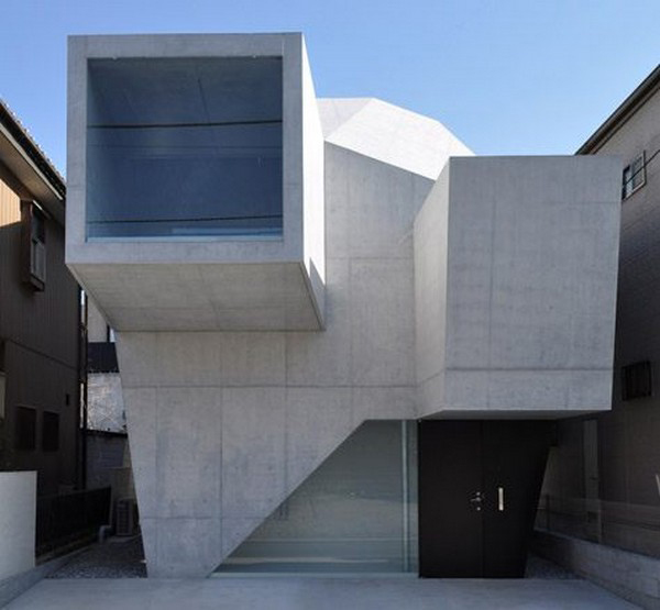 Modern architecture japan house gallery enter your blog for Japanese architecture house design