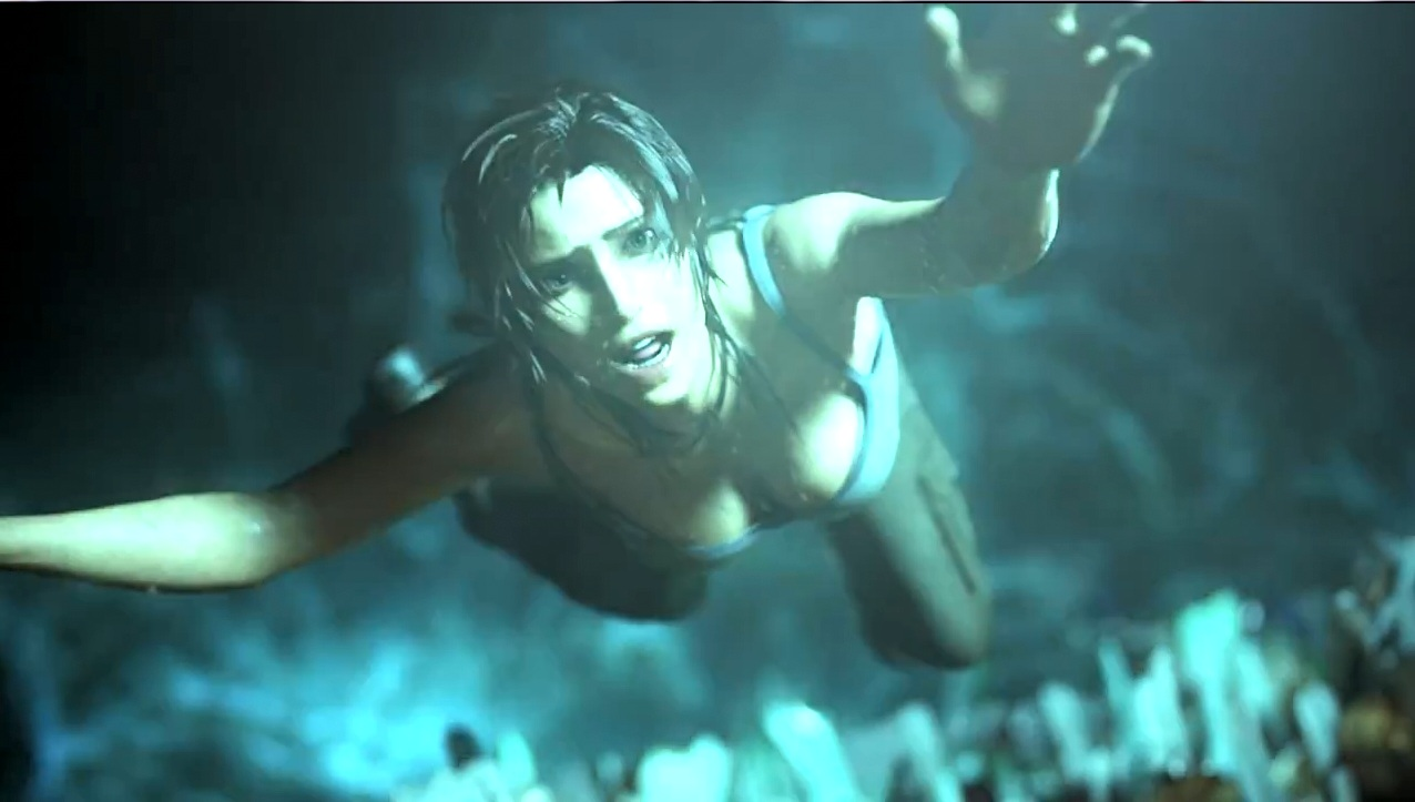 Tomb Raider HD & Widescreen Wallpaper 0.370277918126634
