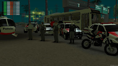 Pack Veículos/Skins Policia Militar - SP Gallery3
