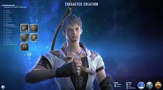 final fantasy xiv a realm reborn character creator screen 1 Final Fantasy XIV: A Realm Reborn   Character Creator Screenshots