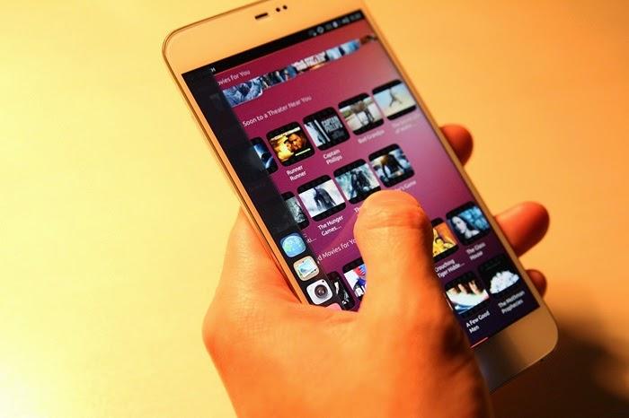 Meizu MX3 Ubuntu Touch