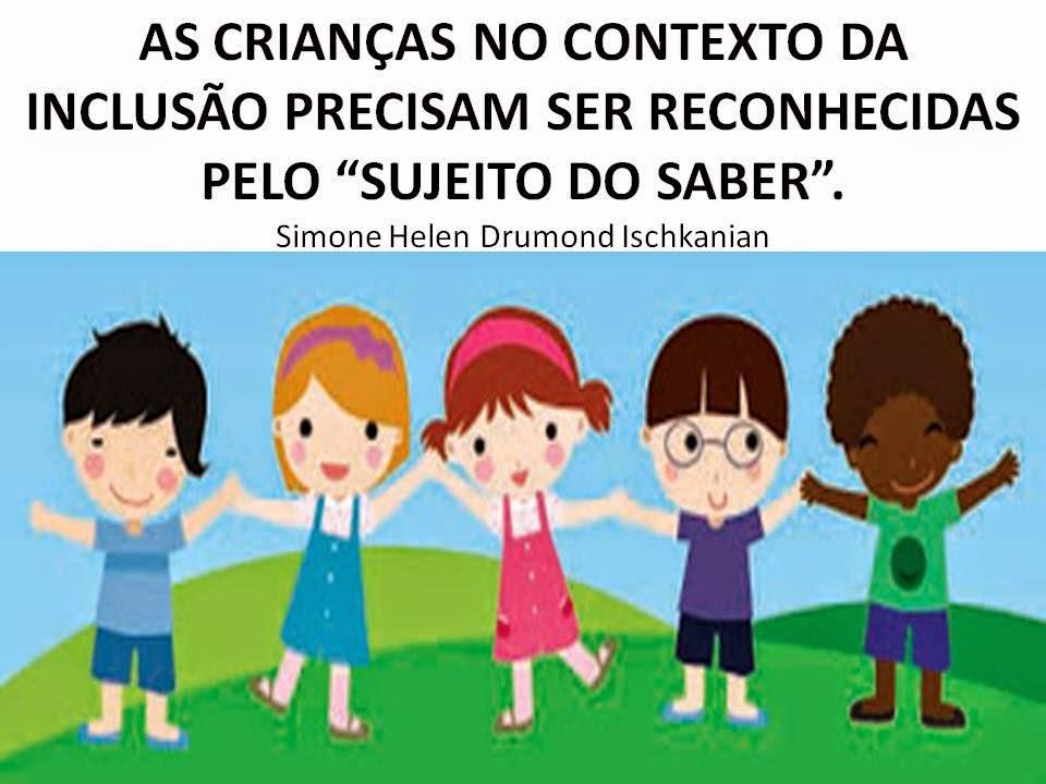 Simone Helen Drumond Autismo Frases Para Refletir