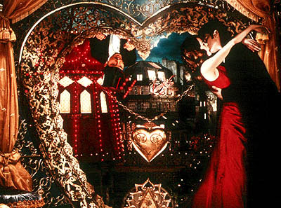 an analysis of the movie moulin rouge The tragedy of the moulin rouge is that by the time you can afford a better seat, you've outgrown the show moulin rouge the movie is more like the moulin rouge of my adolescent fantasies than the real moulin rouge ever could be.