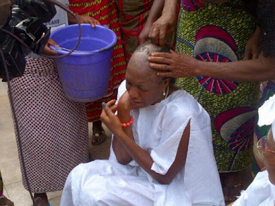 chika ike goes bald 5 million