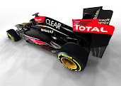 #12 Lotus F1 2013 Wallpaper