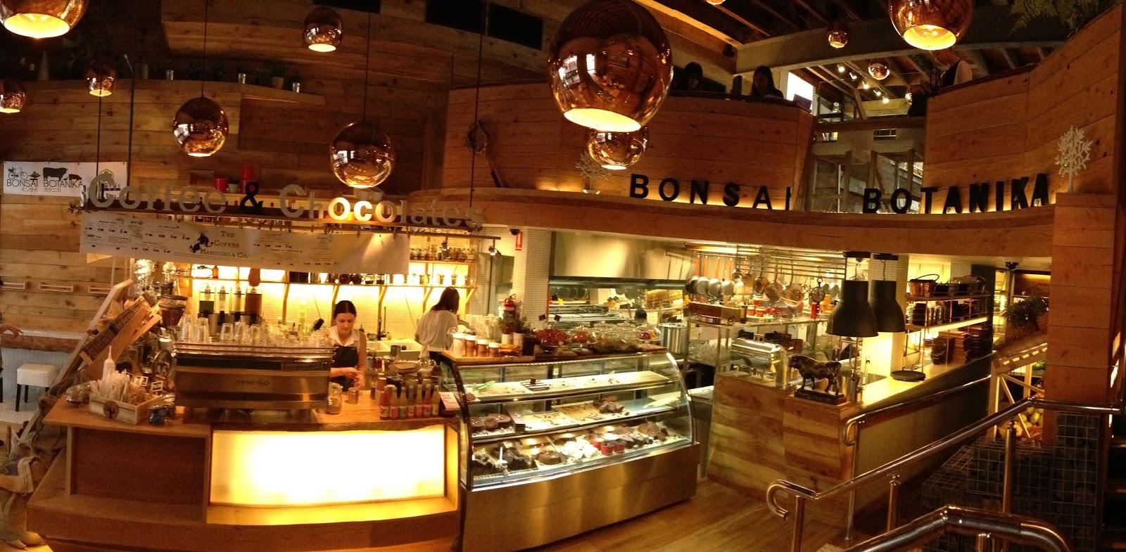 Om Nom Nom Bonsai Botanika Brisbane CBD