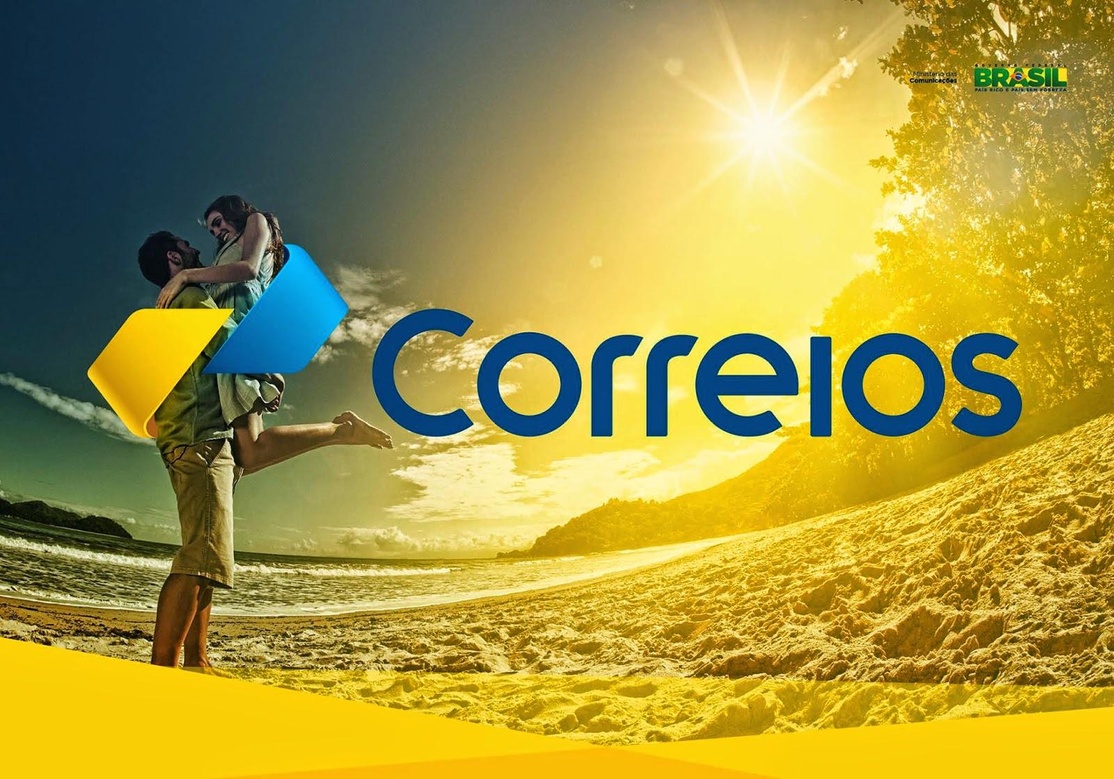 A nova marca dos Correios melhorou a sua identidade visual?