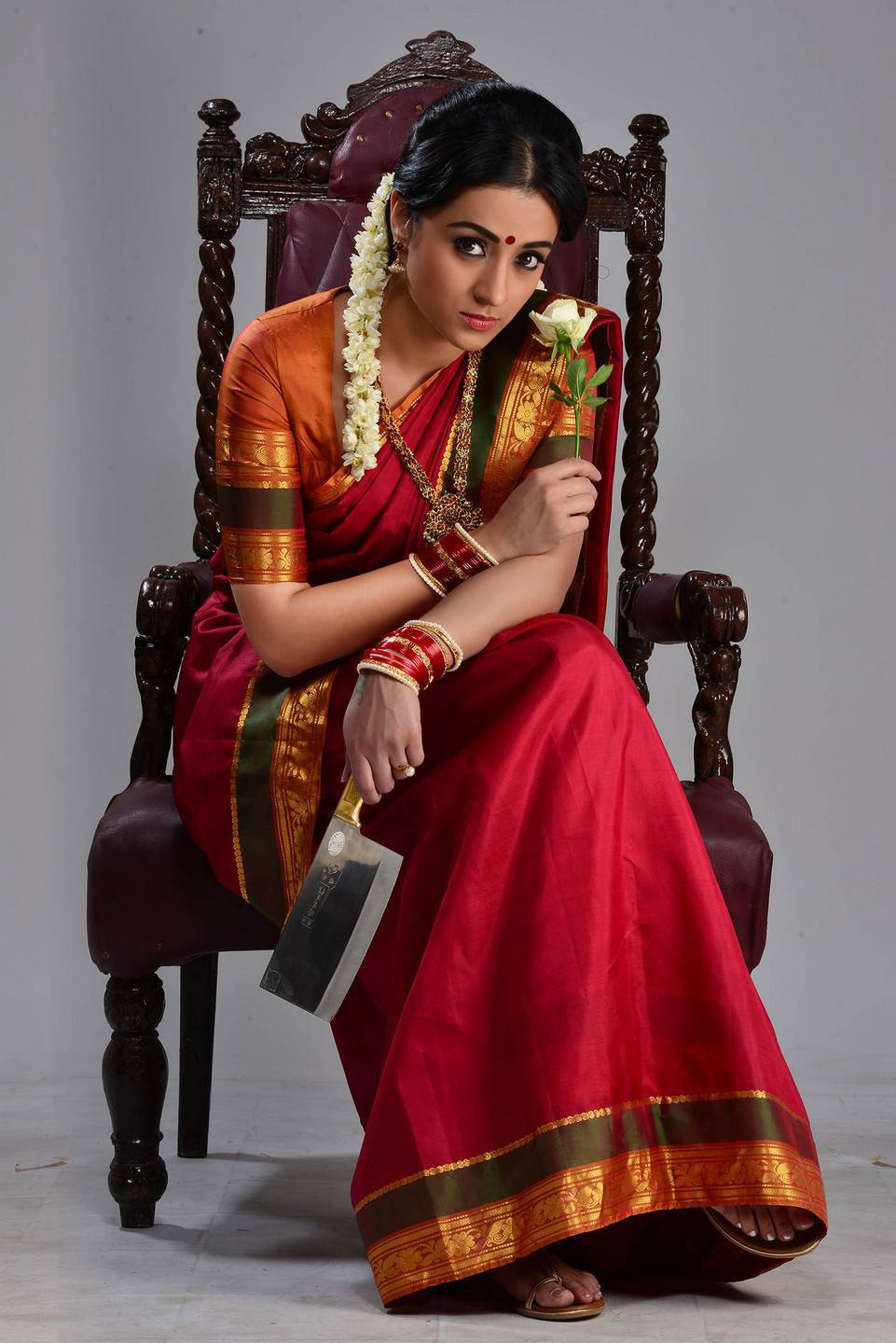 Nayaki Telugu Movie Stills | Trisha