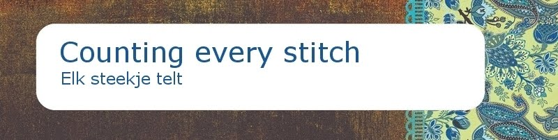 Counting every stitch