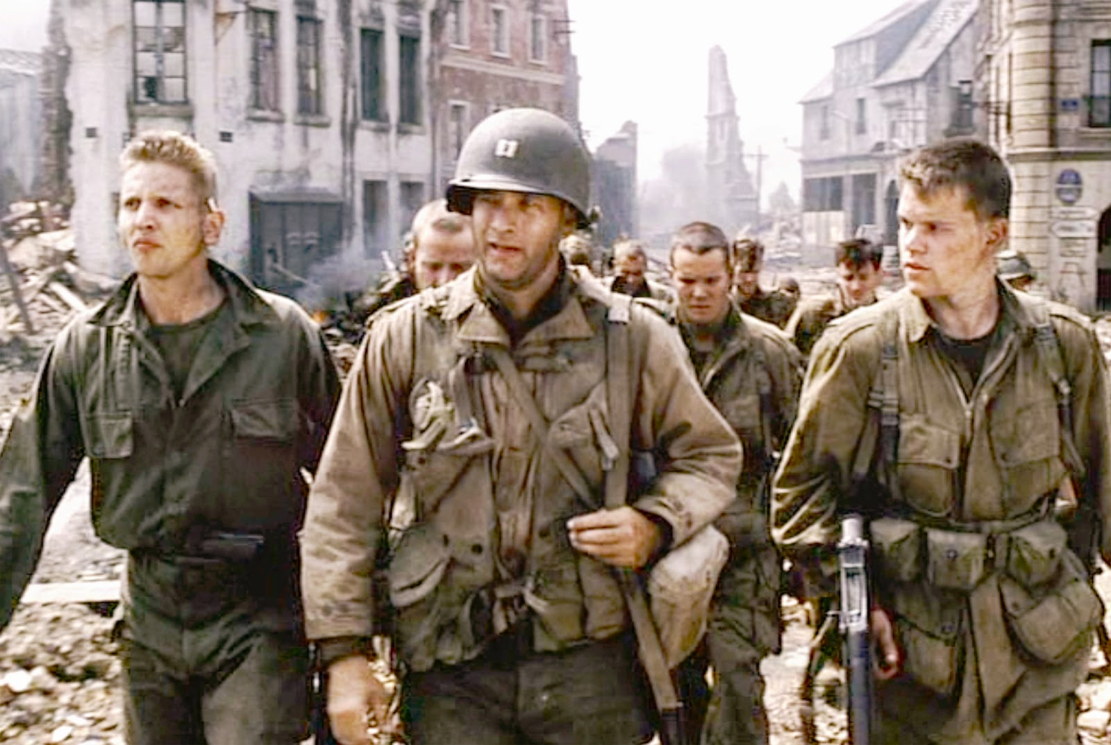a plot summary of the world war 2 movie saving private ryan Saving private ryan is a 1998 american epic war film set during the invasion of normandy in world war ii and was directed by steven spielberg.
