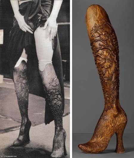 prothesis legs