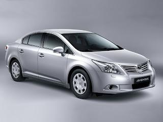 ���� ��� ����� ������ ������ 2011 - Toyota Avensis 2011