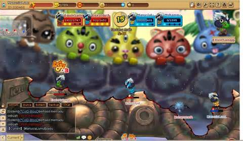 cheat Bug cheat perjuangan semut online terbaru New 3 juni 2013