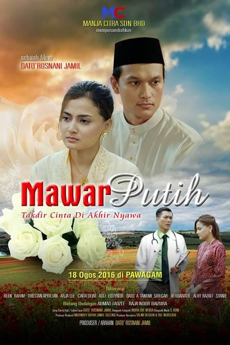18 OGOS 2016 - MAWAR PUTIH (MALAY)